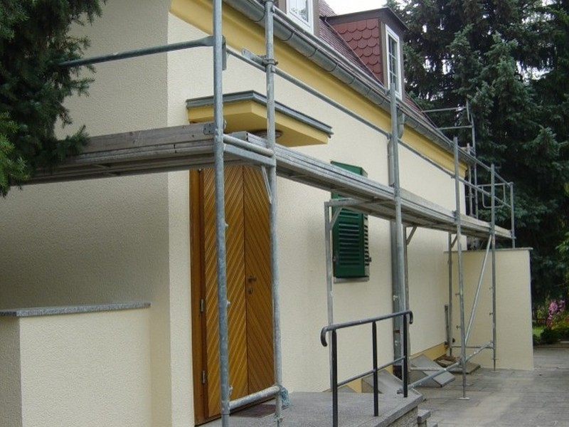 Fassadensanierung in 04618 Ziegelheim