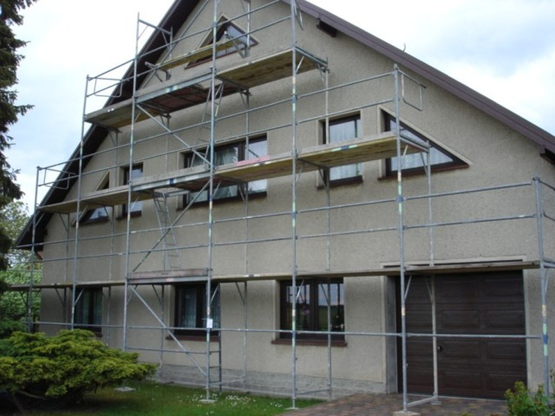 Fassadendämmung in 16356 Ahrensfelde