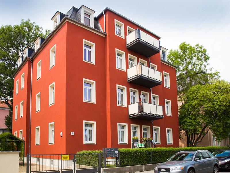 Wohnanlage Gohliser Straße 7  Dresden