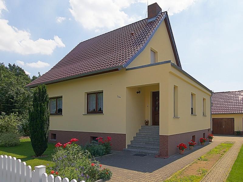 Fassadenanstrich in  04924 Thalberg