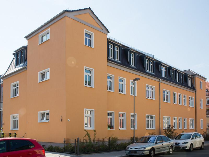 Wohnanlage Mengsstraße 11 + Schwindstraße 14  Dresden