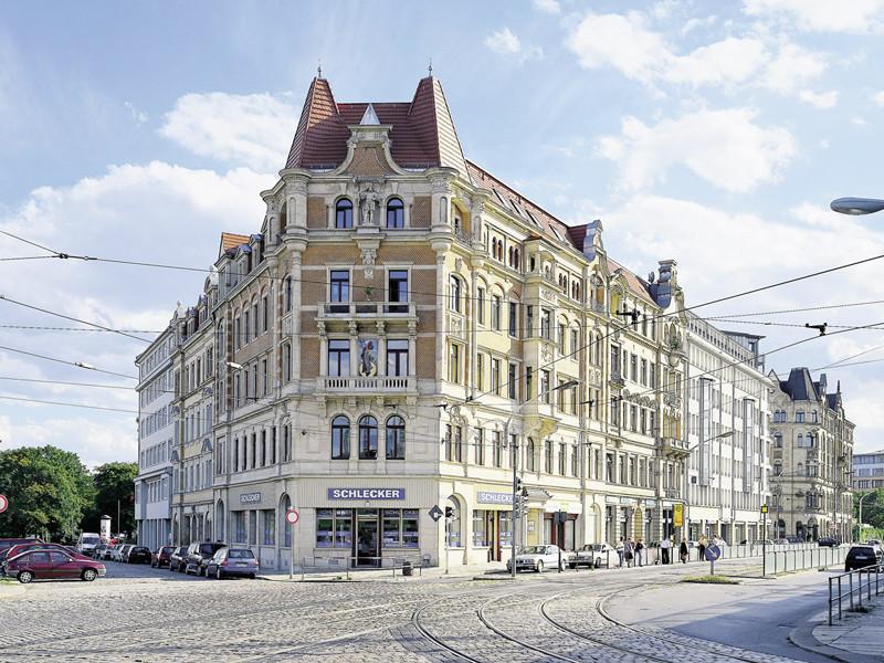 Wohnanlage  Könneritzstraße 11  Dresden