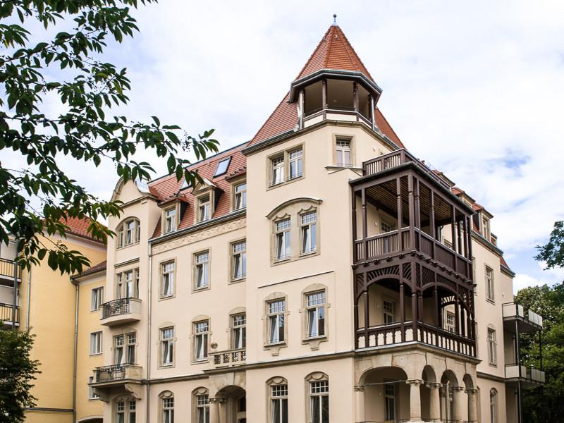 Wohnanlage Bayreuther Straße 9  Dresden