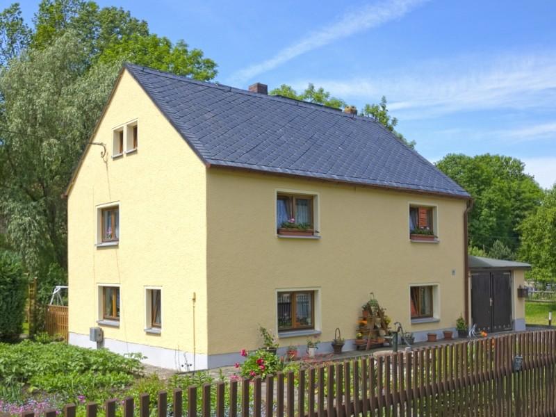 Fassadenanstrich in 09629 Neukirchen