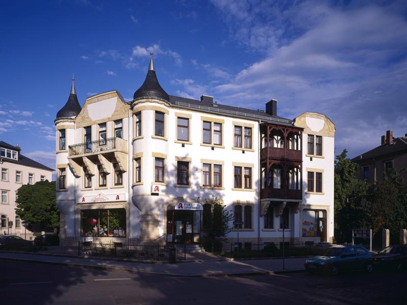 Wohnanlage Altenberger Straße 25  Dresden