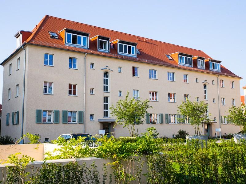 Wohnanlage Altenberger Straße 78+80  Dresden
