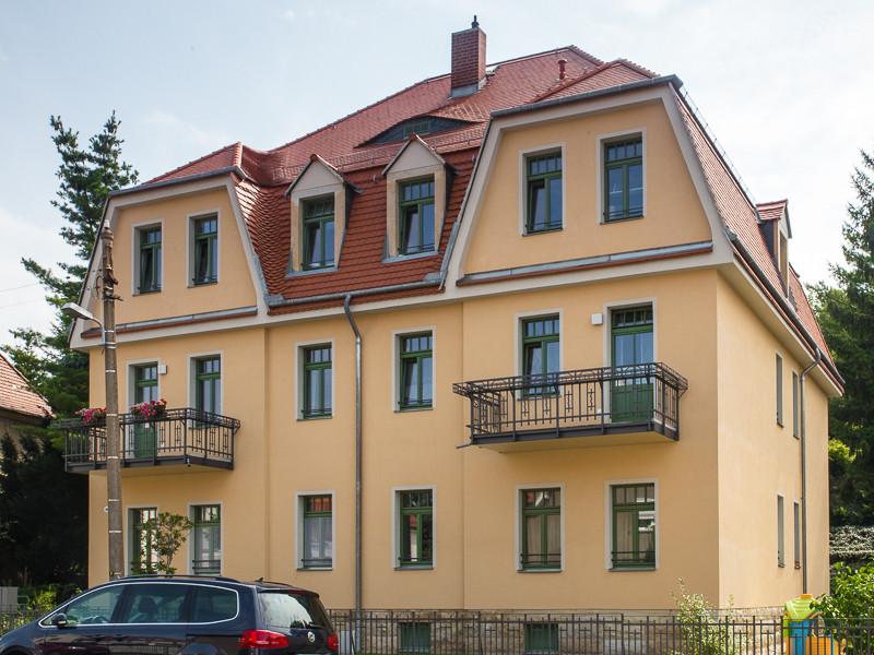 Wohnanlage Hellerand 8  Dresden