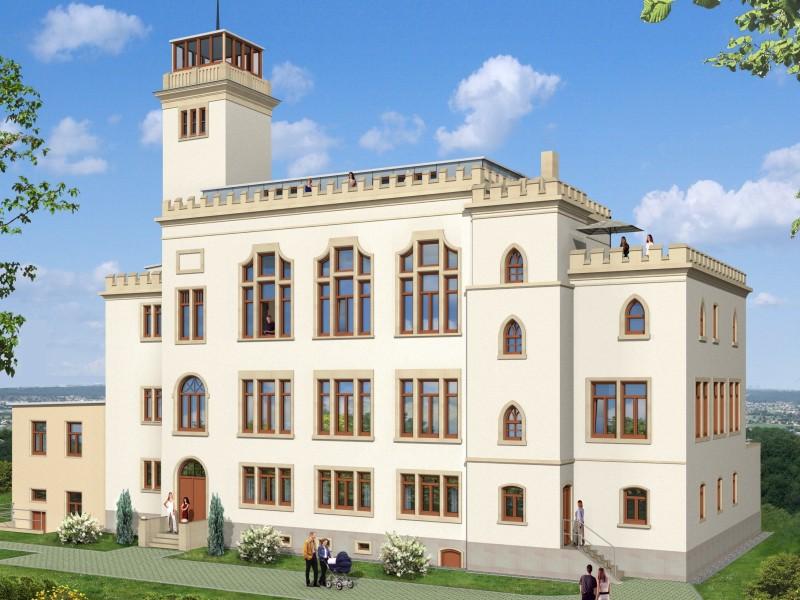 Wohnanlage Am Osterberg 12  Dresden