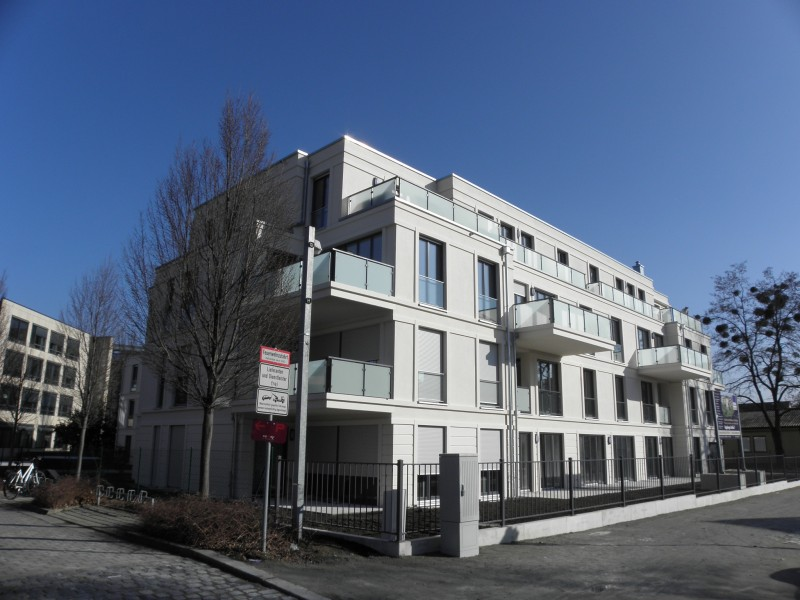 Wohnanlage Augsburger Straße 7   Dresden