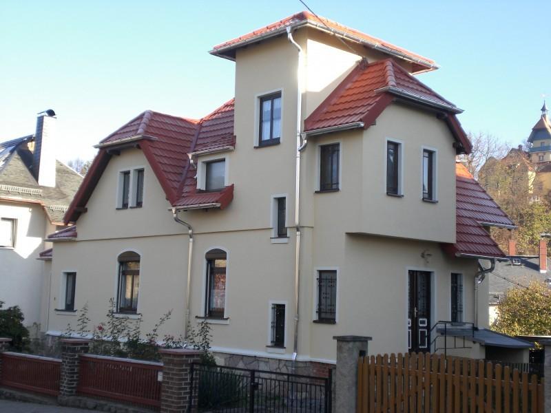 Fassadenanstrich in  09577 Niederwiesa