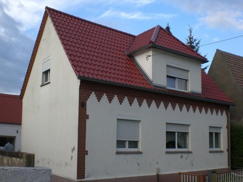 Fassadenbeschichtung in 04924 Zobersdorf