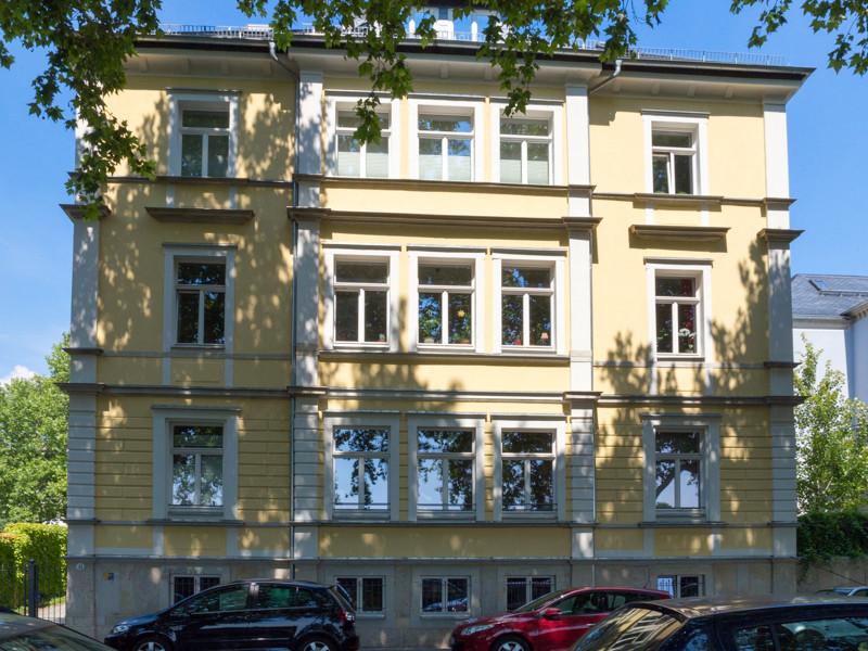 Wohnanlage Carusufer 11  Dresden