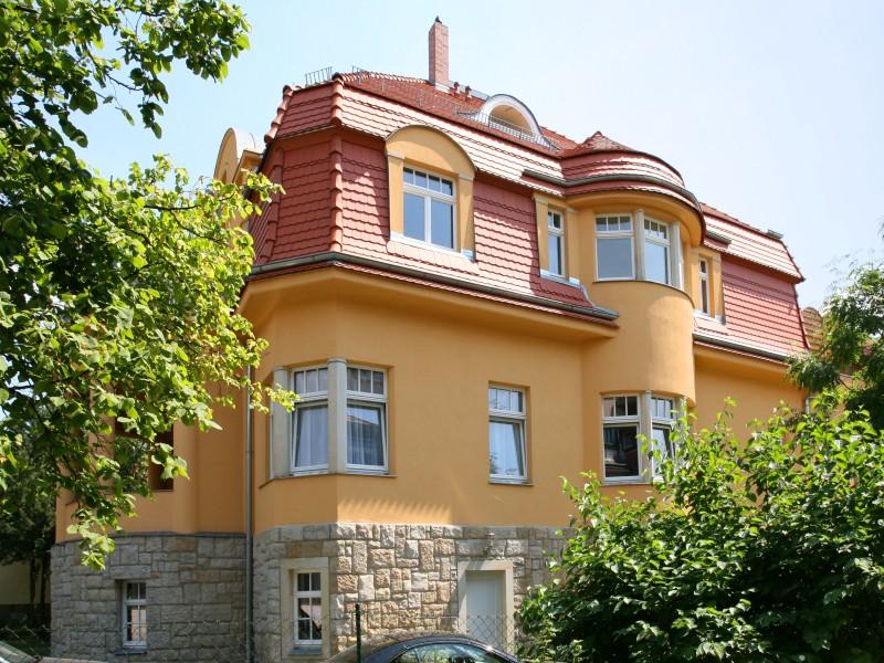 Wohnanlage Collenbuschstrasse 18  Dresden
