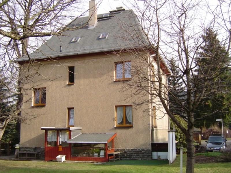 Hausfassade Fira in 09117 Chemnitz