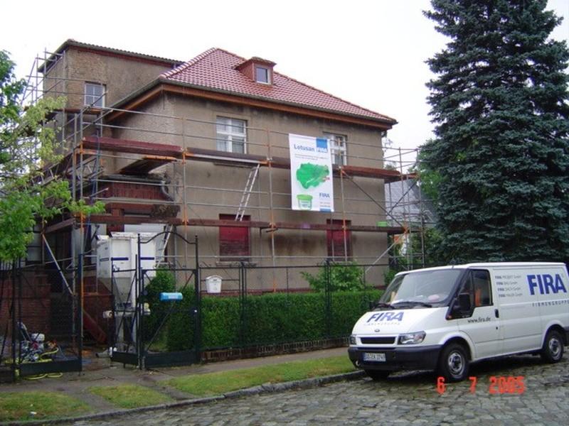 Fassadenrenovierung 13129 Berlin