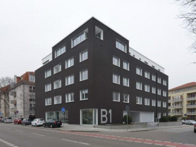 Wohnanlage Burgkstraße 1  Dresden