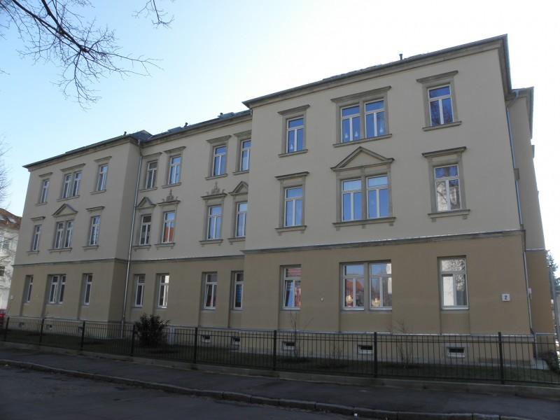 Wohnanlage Franz-Schubert-Straße 2-4  Heidenau