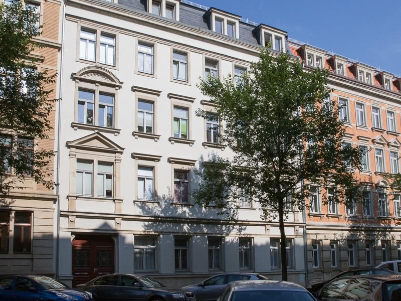 Wohnanlage Gambrinusstraße 12  Dresden