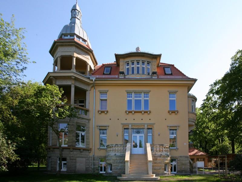 Wohnanlage Goetheallee 14  Dresden