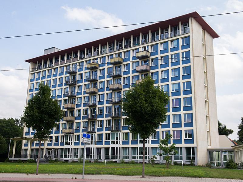 Wohnanlage Gerhart-Hauptmann-Straße 1  Dresden