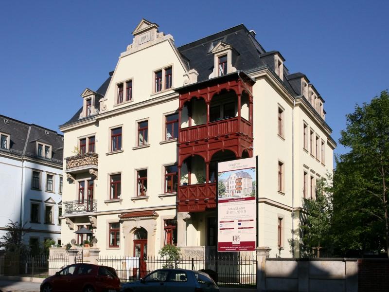 Wohnanlage Glasewaldstrasse 49  Dresden