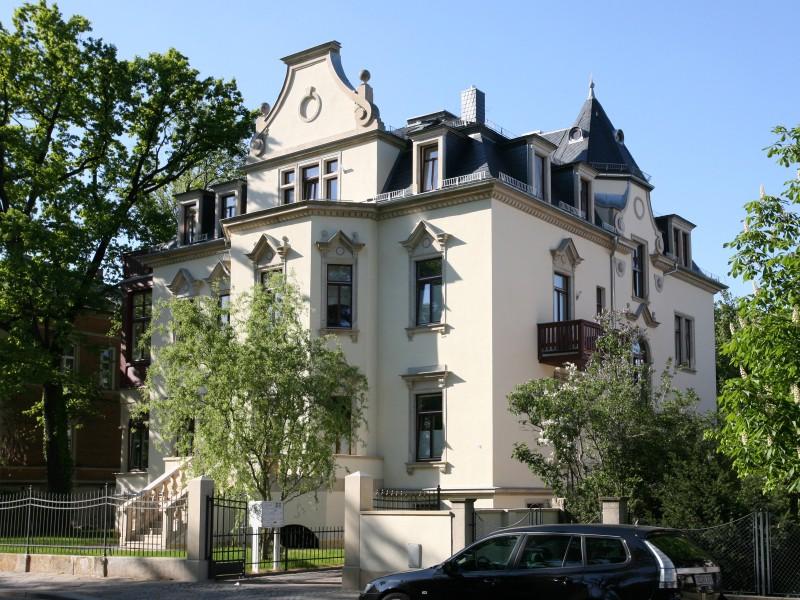Wohnanlage Goetheallee 15  Dresden