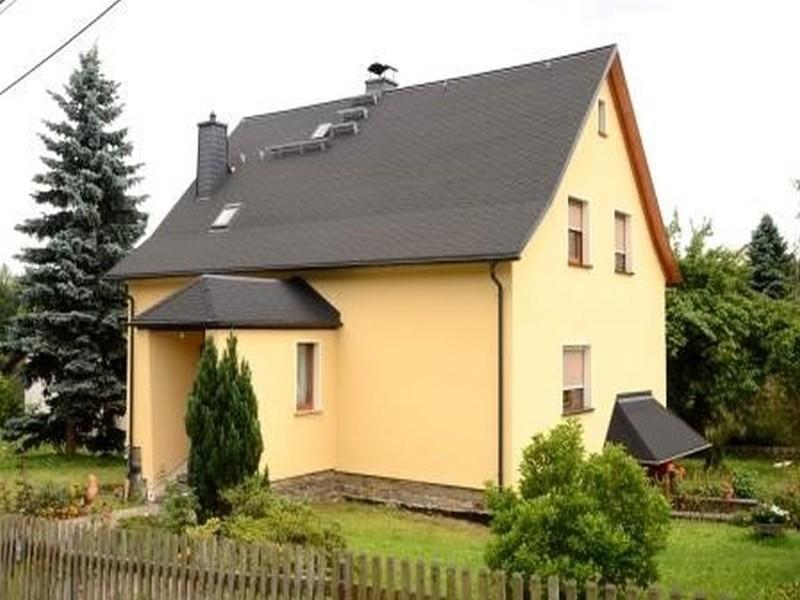 Hausfassade Fira in 09128 Chemnitz