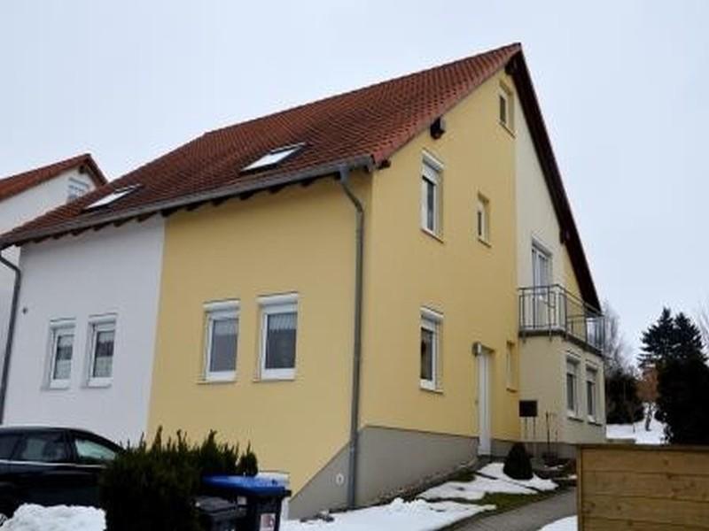 Fassadendämmung in 01723 Wilsdruff