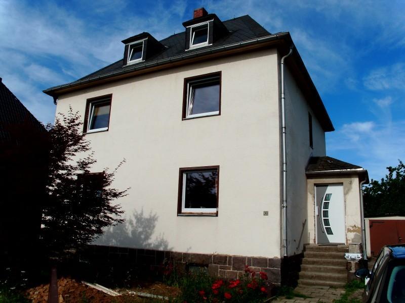 Hausfassade Fira in 09127 Chemnitz