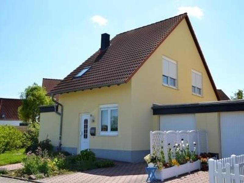 Fassadenanstrich in  04668 Parthenstein