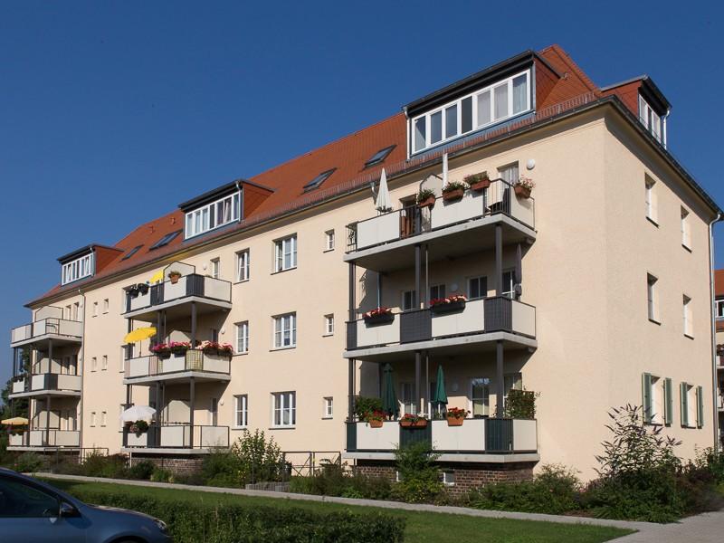 Wohnanlage Hepkestraße 167+169  Dresden