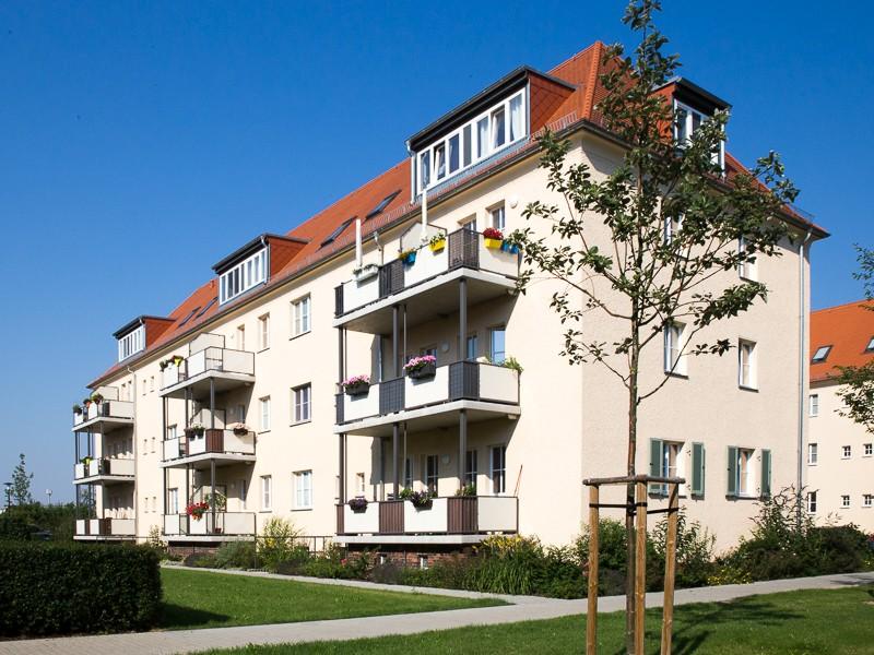 Wohnanlage Hepkestraße 171+173  Dresden