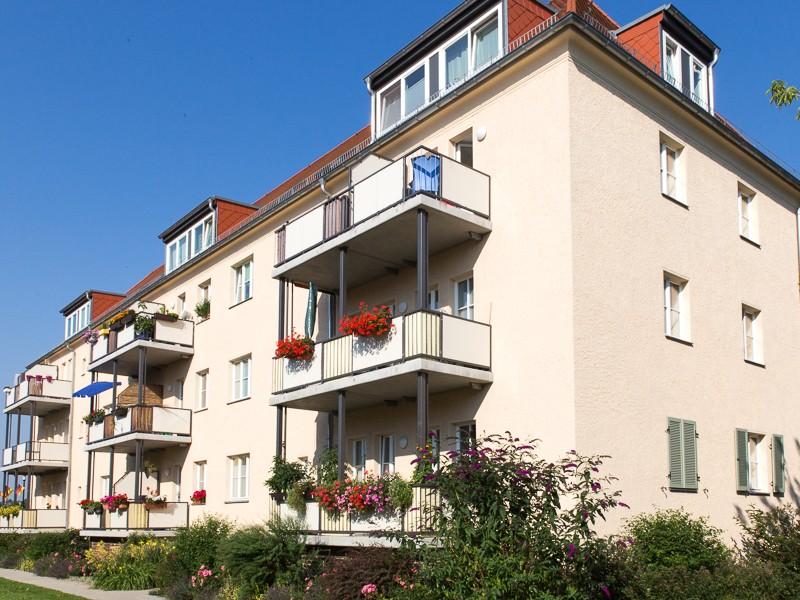 Wohnanlage Hepkestraße 175+177  Dresden