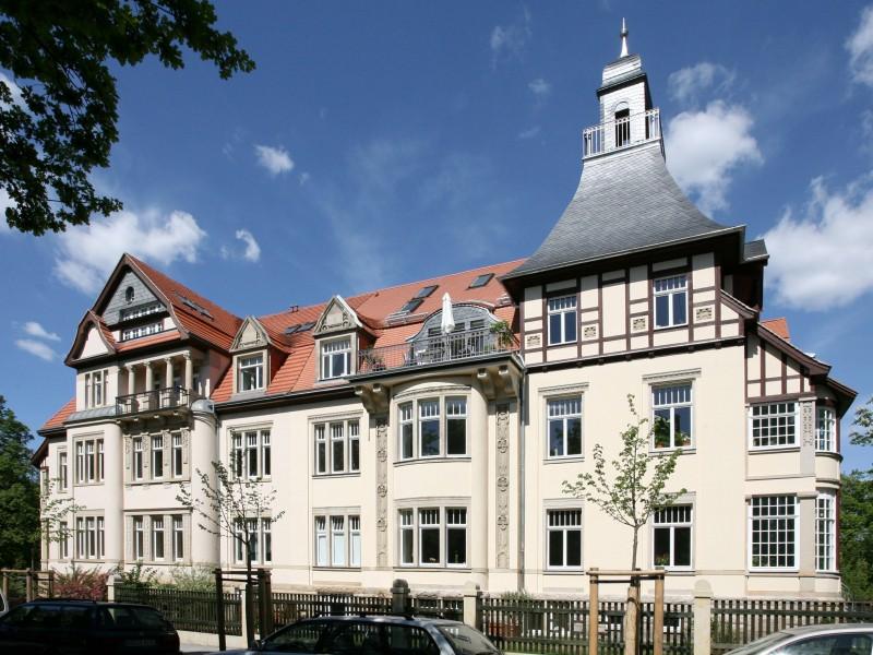 Wohnanlage Hübnerstrasse 11  Dresden