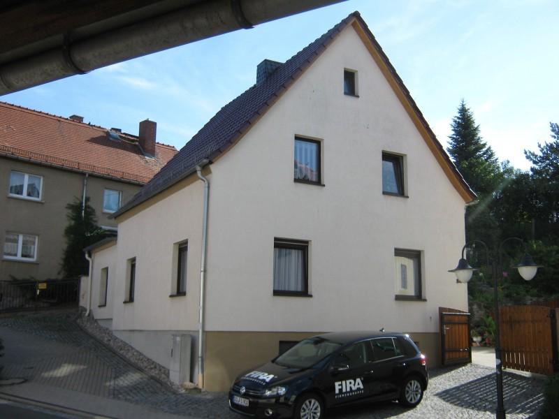 Fassadendämmung in 07629 Hermsdorf