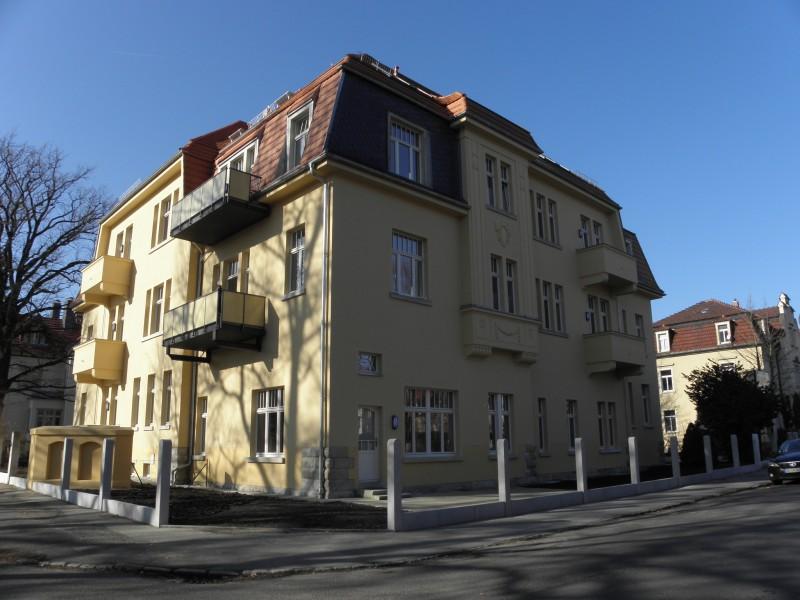 Wohnanlage Kieler Straße 7  Dresden