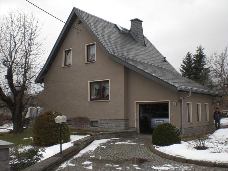 Fassadenanstrich in 09600 Oberschöna