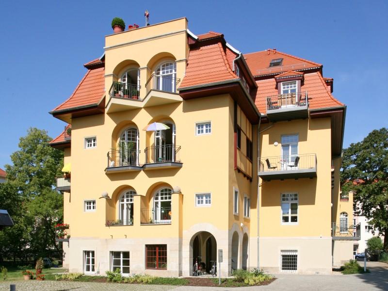Wohnanlage  Lipsiusstrasse 12  Dresden