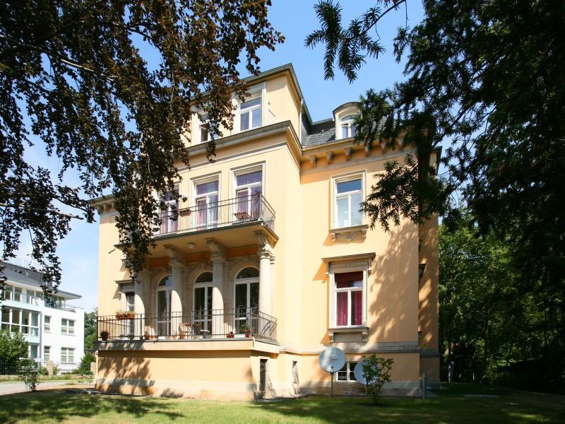 Wohnanlage Loschwitzerstrasse 5  Dresden