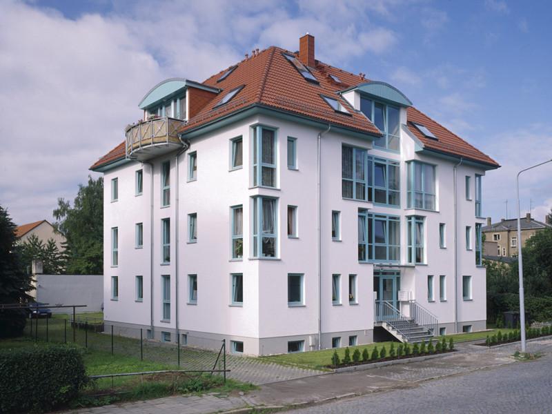 Wohnanlage Martin-Luther-Straße 6  Dresden