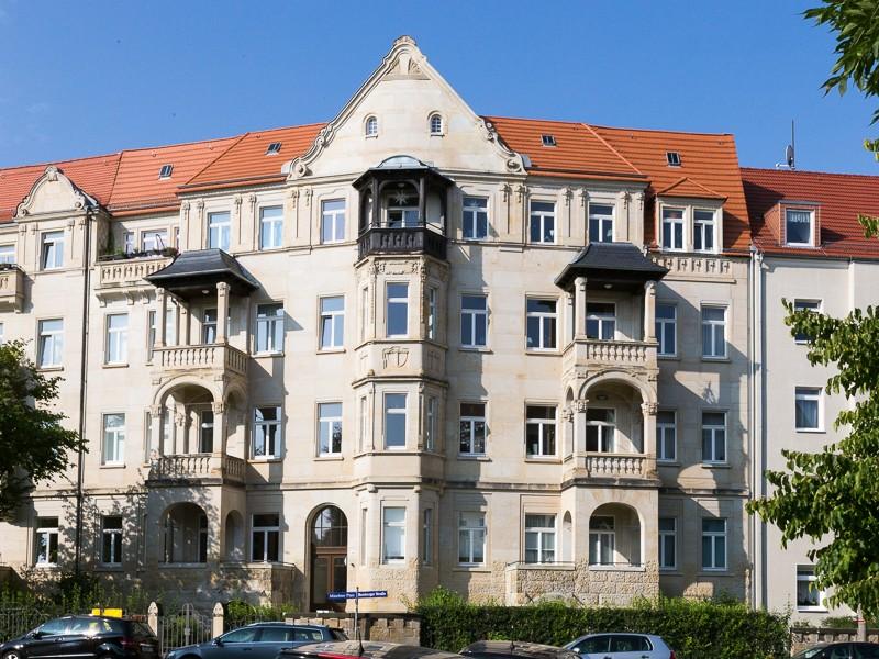 Wohnanlage Münchner Platz 14  Dresden