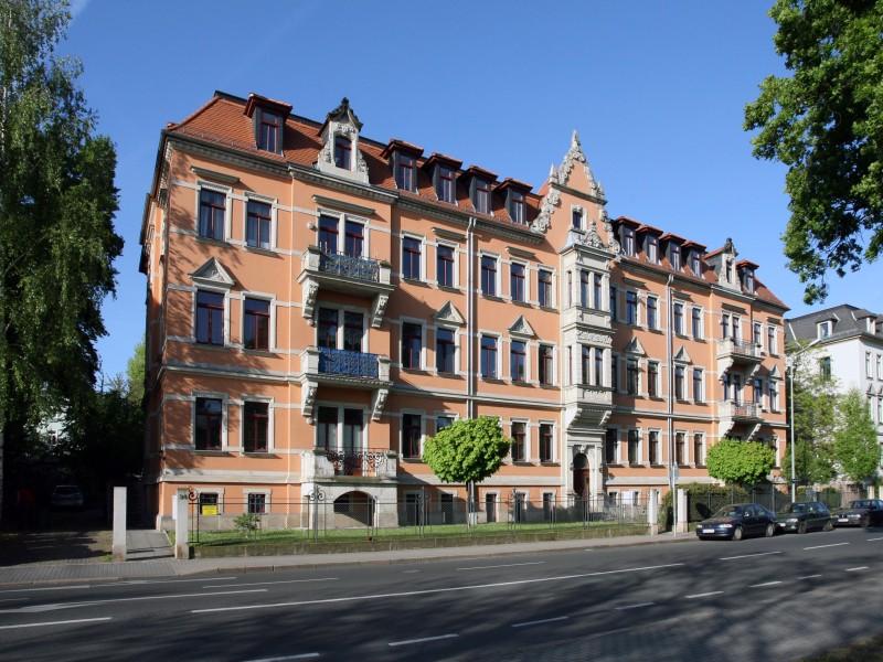 Wohnanlage Nöthnitzer Strasse 30-34  Dresden