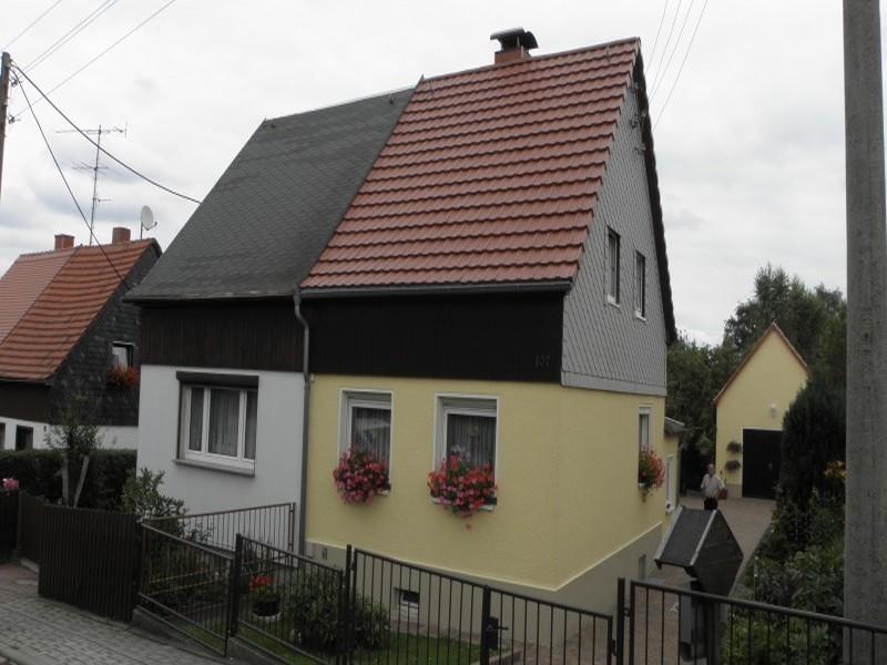 Fassadenanstrich in 01844 Neustadt