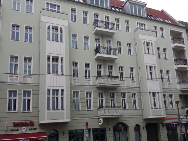 Wohnanlage Pappelallee 3-4  Berlin