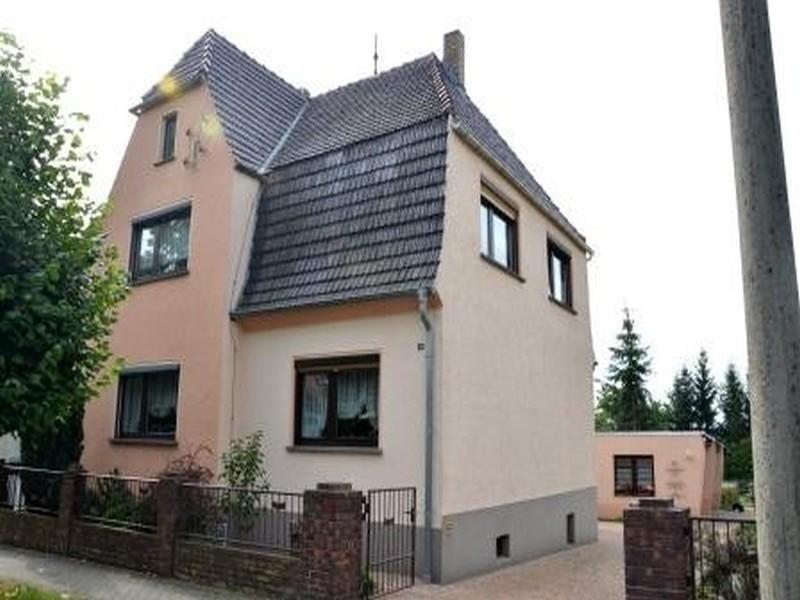 Fassadenbeschichtung in 04934 Hohenleipisch