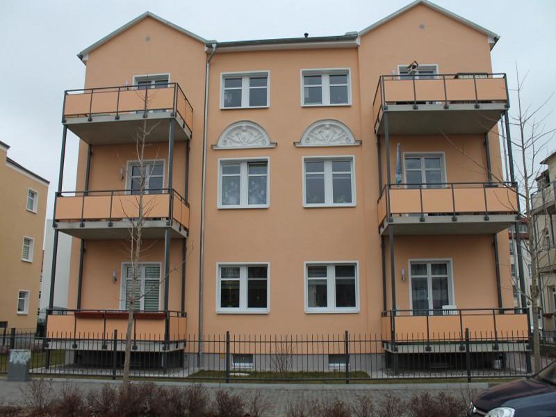 Wohnanlage Ringstraße 8  Heidenau