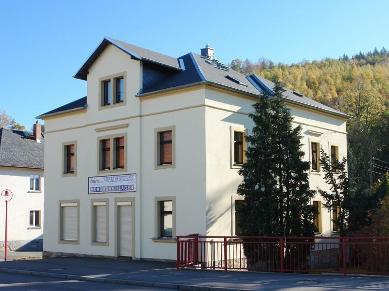 Fassadenanstrich in 01762 Obercarsdorf
