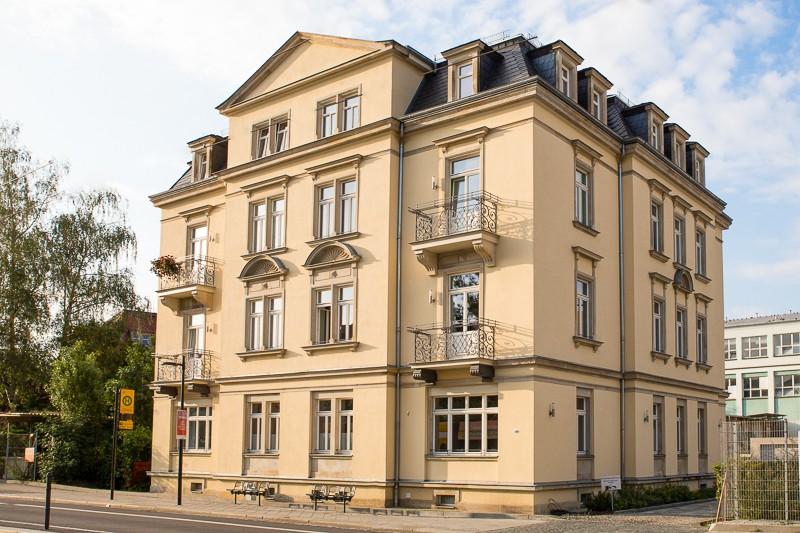 Wohnanlage Schandauer Straße 40  Dresden