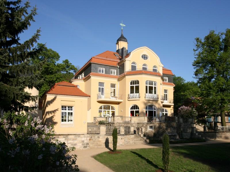 Wohnanlage Schillerstrasse 39  Dresden