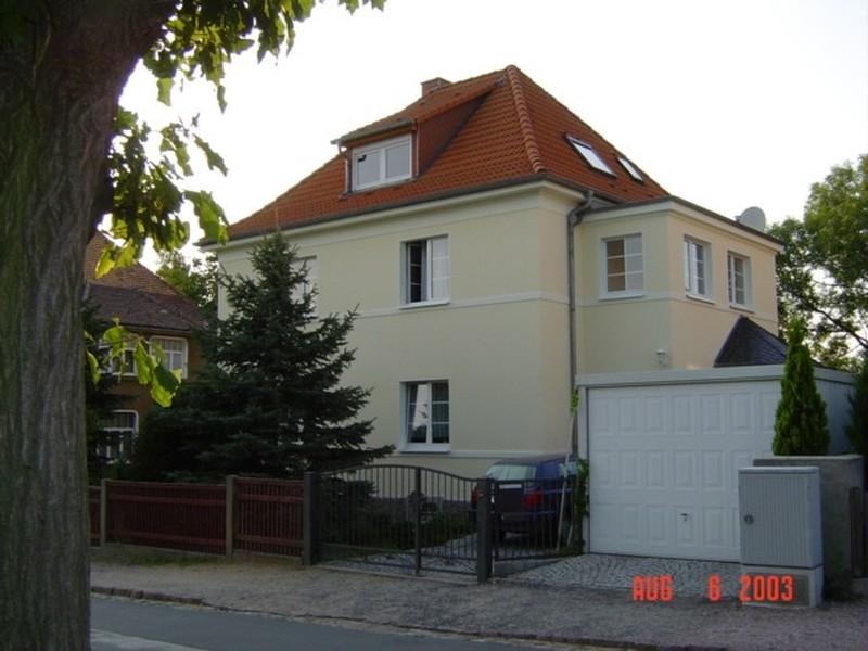 Fassadendämmung in 01689 Weinböhla